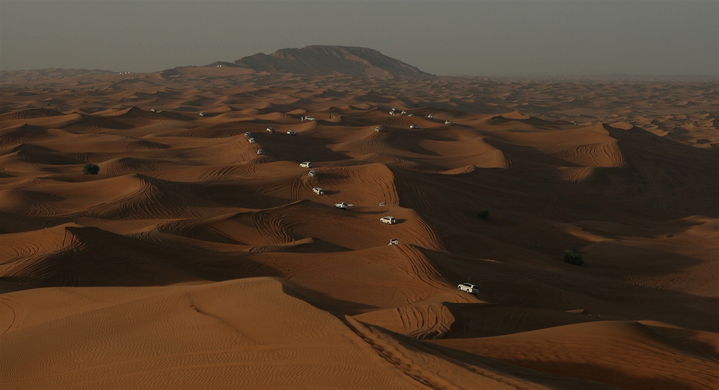 Desert Safari Trail#Hulbert Brian