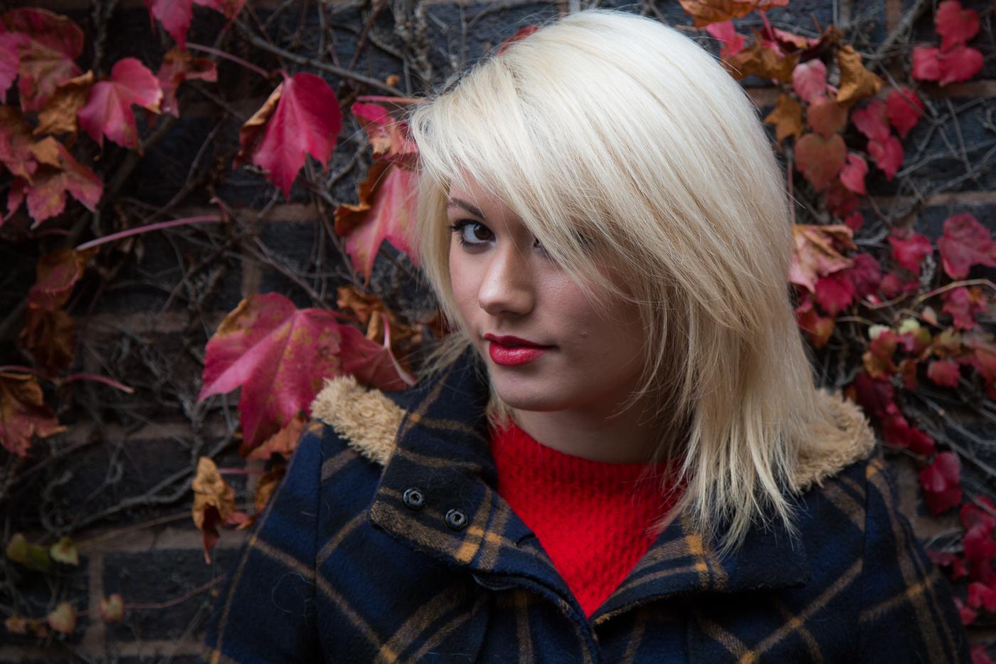 Tanya - the look