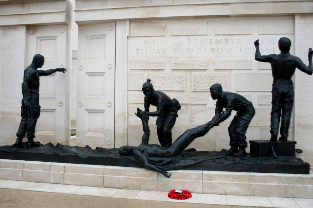 WE WILL REMEMBER THEM by Brian Hulbert jpg