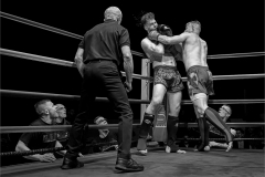 A Knockout Blow - David Keep ARPS DPAGB FBPE AFIAP - BPE Ribbon